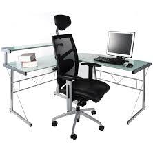 bureau metal et verre bureau d angle http alterego design com bureau d angle