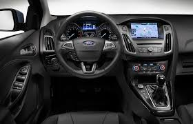 nissan note 2015 interior ford focus 1 5t ecoboost titanium x 2015 review by car magazine