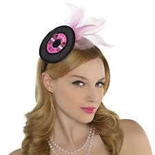 1950s headband 50s hair bandanna headband scarf flowers 1950s wigs