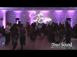 event direct decor direct sound wedding lighting demo dj uplighting moving
