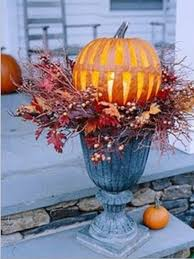 Fall Outdoor Decorations by Garden Pots Ideas Image Library Fall Outdoor Decor Pinterest Idolza