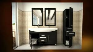Bathroom Vanity Chairs 48 Celine Double Sink Modern Bathroom Vanity Furniture Cabinet