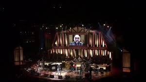 Grand Ole Opry Seating Map Brad Paisley Grand Ole Opry April 2017 Youtube