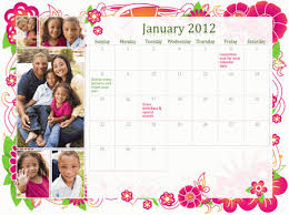 free 2012 calendars for powerpoint