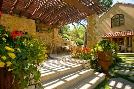 interior inspiring ideas for home exterior decoration with tuscan
