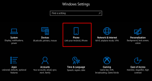 android for windows how to connect your android or ios device to windows 10