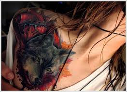 wolf tattoo designs best tattoo 2015 designs and ideas for men