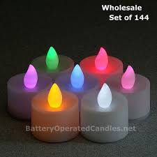 where to buy battery tea lights wholesale led color changing tea lights 144 pcs buy now