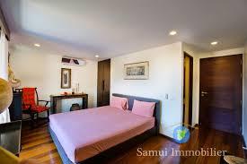 chambre immobili e mon asque villa à vendre 4 chambres cocoteraie rak koh samui