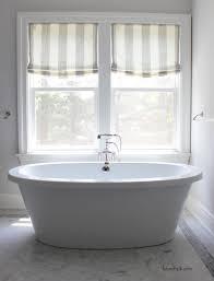 robert allen perfect match semi sheer linen master bath