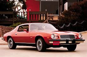 chevrolet camaro history 1975 chevrolet camaro pictures history value research