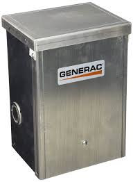 amazon com generac 6377 30 amp 125 250v 2 pole single circuit