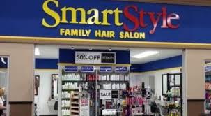 walmart hair salon prices smartstyle and regals salon cost
