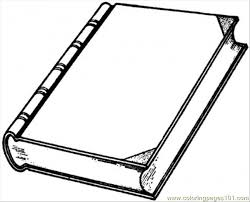 New Interesting Book Coloring Page Free Books Coloring Pages Books For Coloring