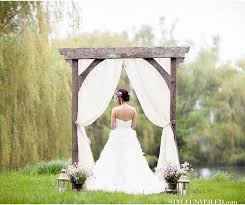 wedding arbor new inventory for the summer and fall 2015 floral arrangement