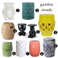 decor you adore pull up a stool a garden stool