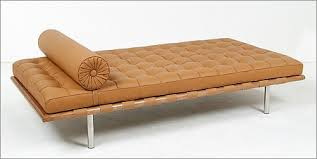 Mies Van Der Rohe Bench Comparison Guide Mies Barcelona Daybed Reproduction