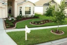 front yard landscaping ideas on a budget the garden inspirations