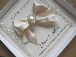 bling wedding invitations luxury pearl gem wedding invitation pocket inserts with