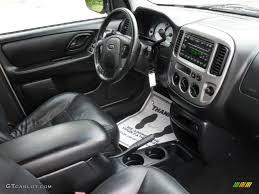 Ford Escape Interior - 2004 ford escape limited interior photos gtcarlot com
