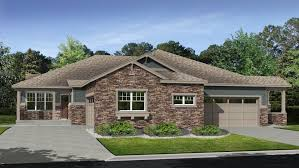 House Plans For Patio Homes Whispering Pines Patio Villas New Patio Homes In Aurora Co