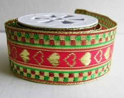 woven ribbon woven ribbon ribbon christmas ribbon id 3946220 product