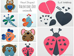 valentines day kids 75 easy s day crafts for kids personal creations