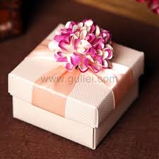 personalized jewelry gift boxes ribbon flower jewelry gift box personalized couples gifts