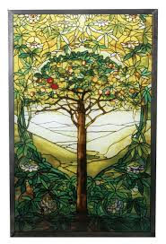 shop amazon com stained glass panels