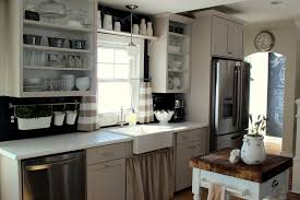 Kitchen Pantry Curtains A Shelf A Backsplash And Cafe Curtains Proverbs 31