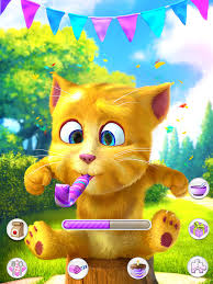 talking ginger 2 app store