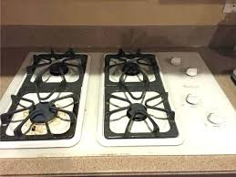 Whirlpool Cooktop Cleaner Kitchen Top Whirlpool Gas Stove Panem Et Circenses Inside Gold