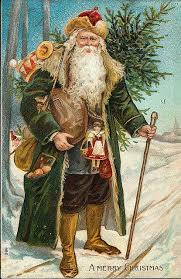863 best vintage santa claus jolly old st nick images on