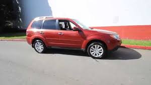 red subaru forester 2011 subaru forester 2 5x paprika red bh757756 kirkland