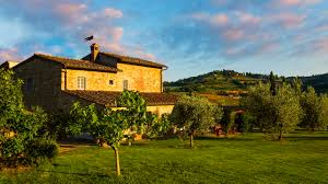 Italy Houses by Wallpaper Tuscany Italy Lawn Trees Cities Houses 2560x1440