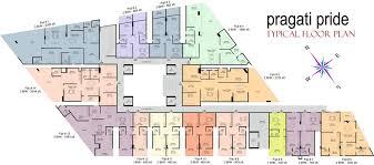 450 sq ft 1 bhk 1t apartment for sale in pragathi associates pride