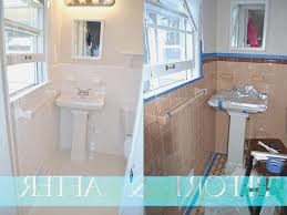 How To Paint Bathroom How To Paint Over Ceramic Tile In A Bathroom Today U0027s Homeowner