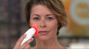skinclinical reverse light therapy anti aging device reviews skinclinical reverse anti aging red light therapy device on qvc