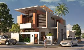 Chic Idea New Model House Design Philippines 2014 3 e Story In