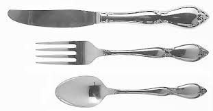 kitchen forks and knives oneida chatelaine stainless at replacements ltd page 1