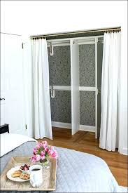 Vinyl Closet Doors Accordion Closet Doors Wealthycircle Club