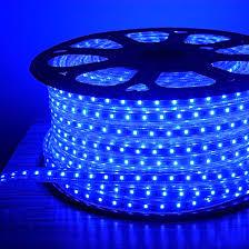 Outdoor Blue Lights Blue Led Rope Light Outdoor Event Lighting Deck Decorative Light