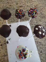 move over starbucks cake pops are as easy to make as they are to
