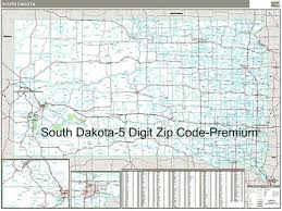 map south dakota south dakota zip code map from onlyglobes