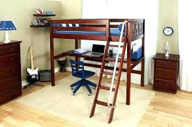 Bunk Bed Futon Combo Bunk Bed Office Loft Bed Small Bookcase And Desk Bunk Bed Desk