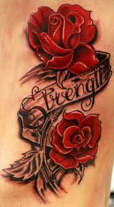 great flower tattoo ideas and meanings rose tattoos colors and