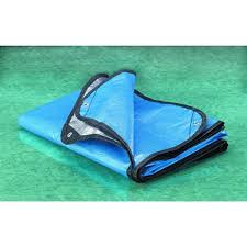 mylar wraps heavy duty mylar blanket blue reusable reflective surface