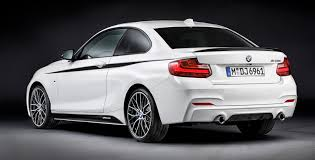 bmw 1 series car mats m sport bmw 2 series coupe m performance kits accessories revealed
