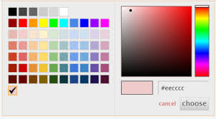 pick color top 5 best javascript and jquery color picker plugins our code