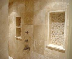 river rock bathroom ideas the rock would want a different type of doorway remodeling